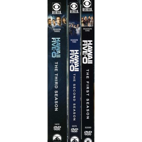 Hawaii Five-0: Three Season Pack (Widescreen)