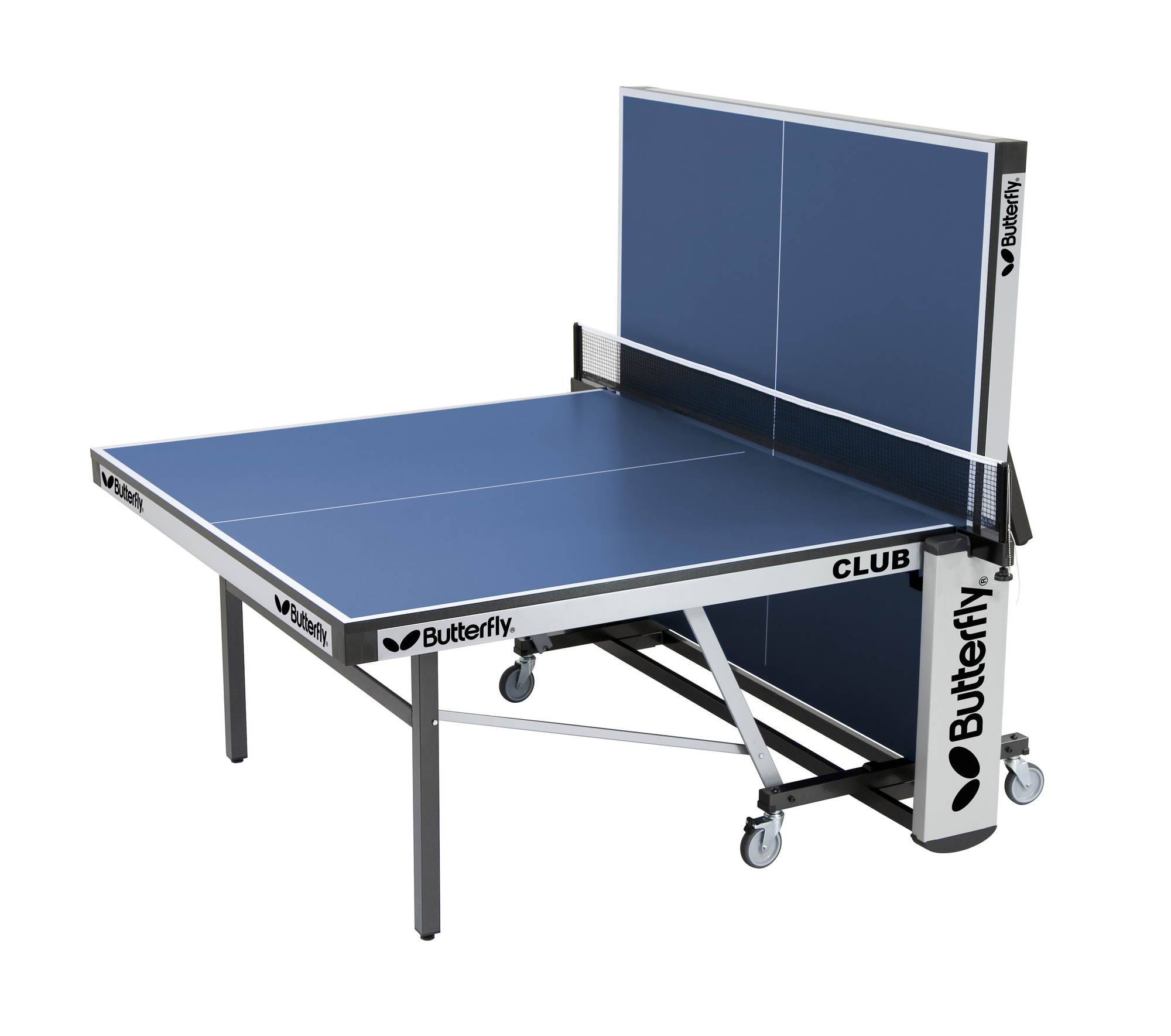 Butterfly Club Rollaway Table Tennis Table   Walmart.com