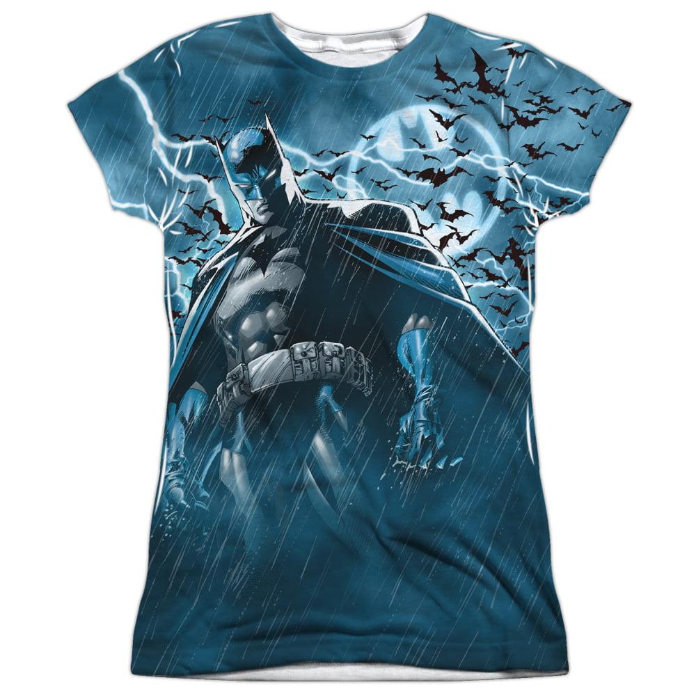 Batman Comic TV Series Stormy Bat Knight Juniors Front/Ba...