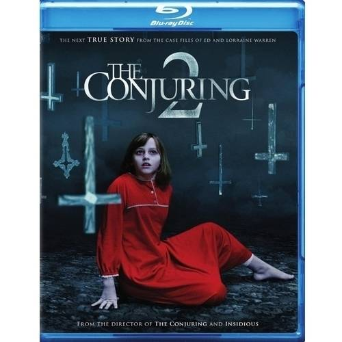 The Conjuring 2 (Blu-ray + Digital HD With UltraViolet) (Walmart Exclusive)