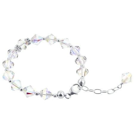 8e6f2ed3e Gem Avenue - Gem Avenue Sterling Silver Beads Crystal Handmade ...