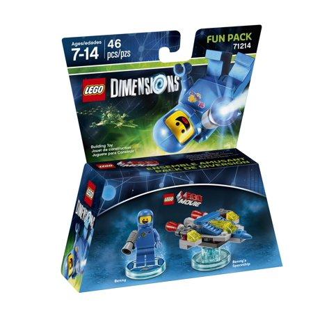LEGO Movie Benny Fun Pack - LEGO Dimensions New-LEGO Movie Benny Fun Pack - LEGO Dimensions