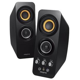 Creative Mf1655 2.0 Speaker System - Wireless Speaker[s] - Black - 2.40 Ghz - 2.48 Ghz - 32.8 Ft (51mf1655aa001)