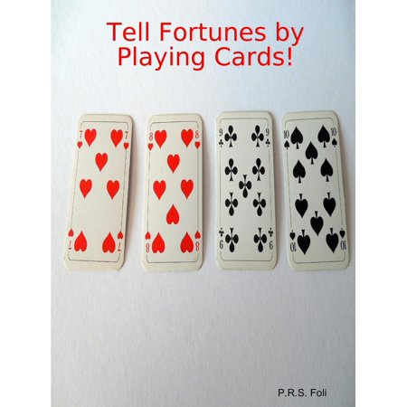 Tell Fortunes by Playing Cards! - Mysterious Fortune Cards