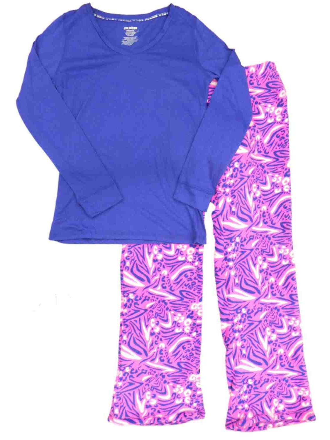 Girls Paw Patrol Purple Pyjamas /& Slippers Set Skye /& Everest Long Sleeve Pjs