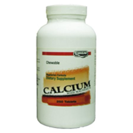 - Landau Kosher Chewable Calcium Magnesium with Vitamin D - 250 Tablets