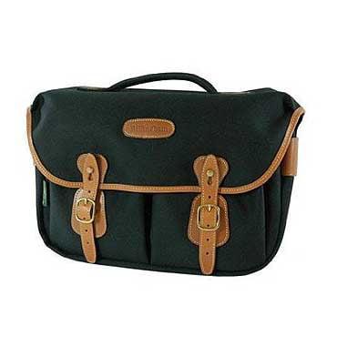 Billingham Bags (Billingham Hadley Pro Shoulder Bag (Black Canvas & Tan Leather))
