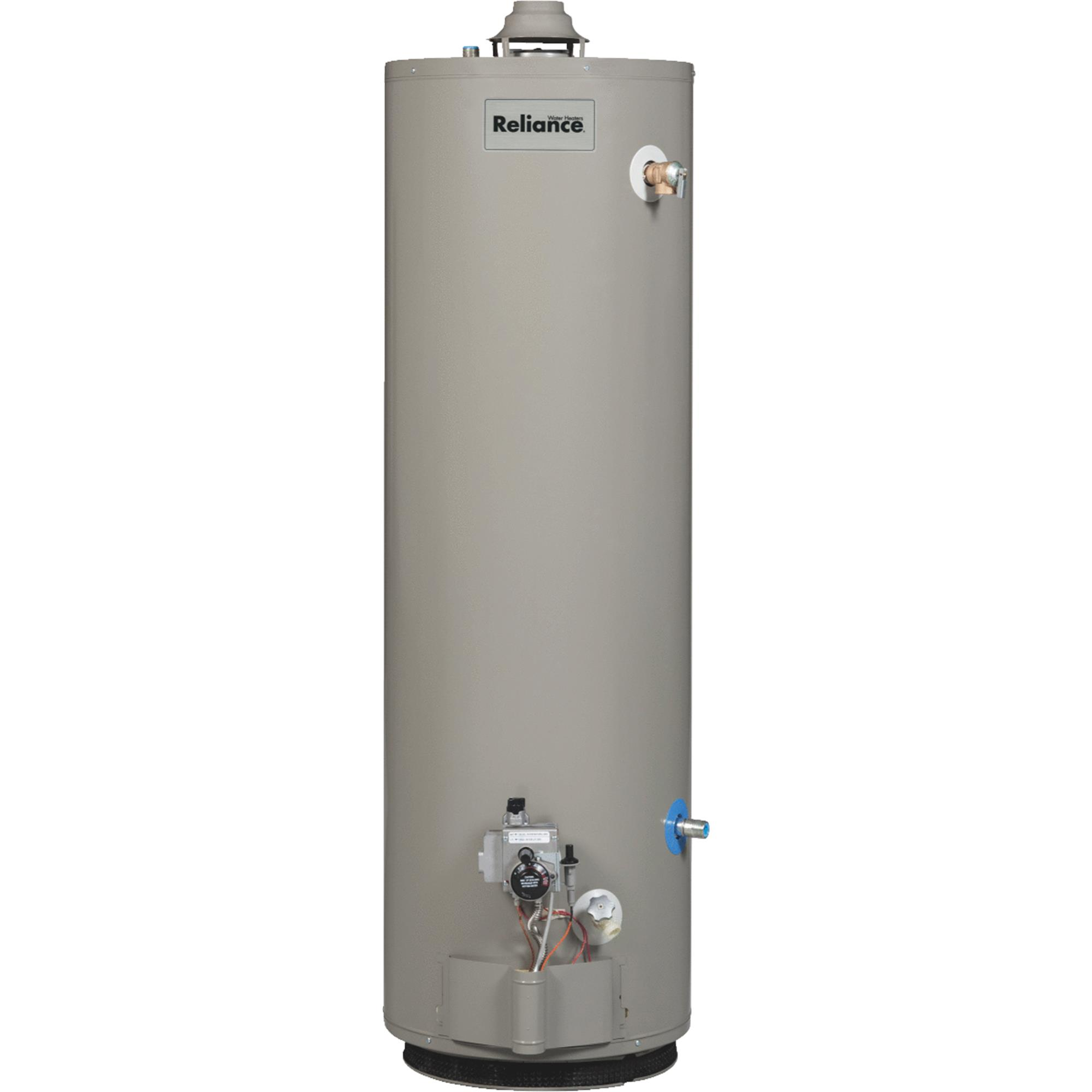 Reliance Mobile Home 40gal Natural Gas/Liquid Propane Water Heater