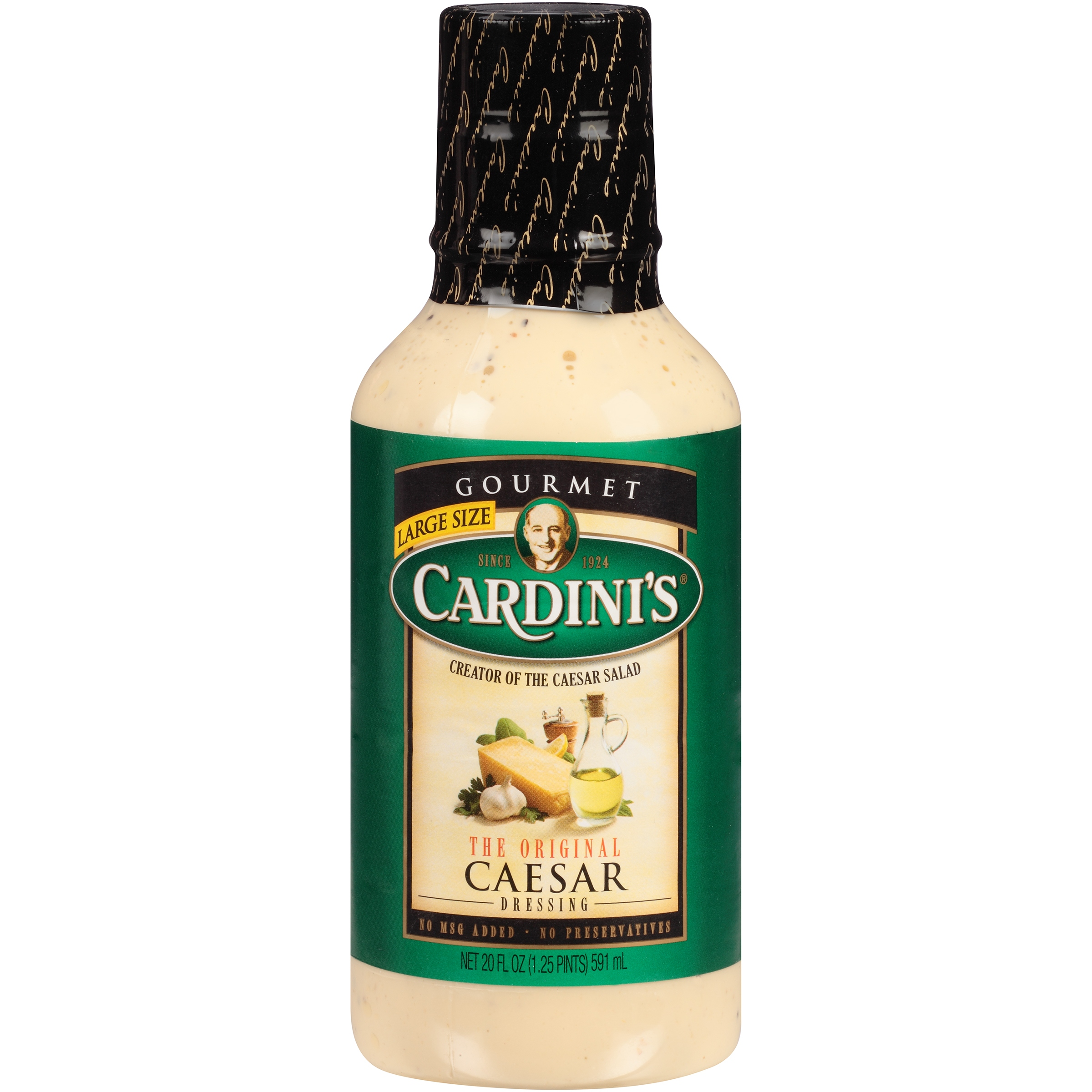 Cardini's® The Original Caesar Dressing 20 fl. oz. Bottle