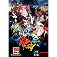 Fatal Fury: The Movie (DVD)
