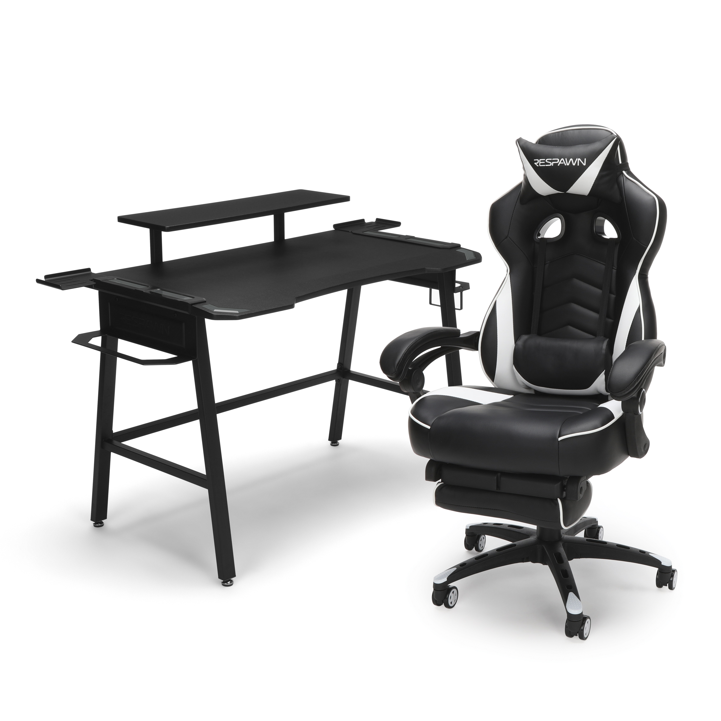RESPAWN Gaming Chair (RSP-110) And Gaming Desk (RSP-1010