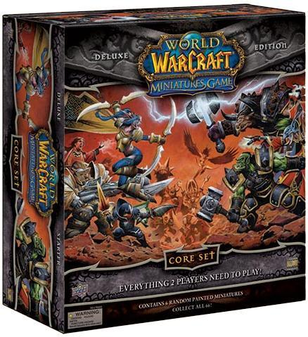 Deluxe Starter Box (World of Warcraft Core Set Deluxe Edition 2-Player Starter Set)