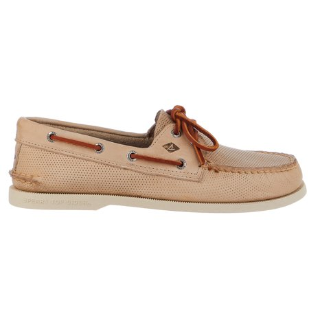 f7a23115f0 Sperry Top-Sider Authentic Original 2-Eye Perforated Boat Shoe - Mens -  Walmart.com