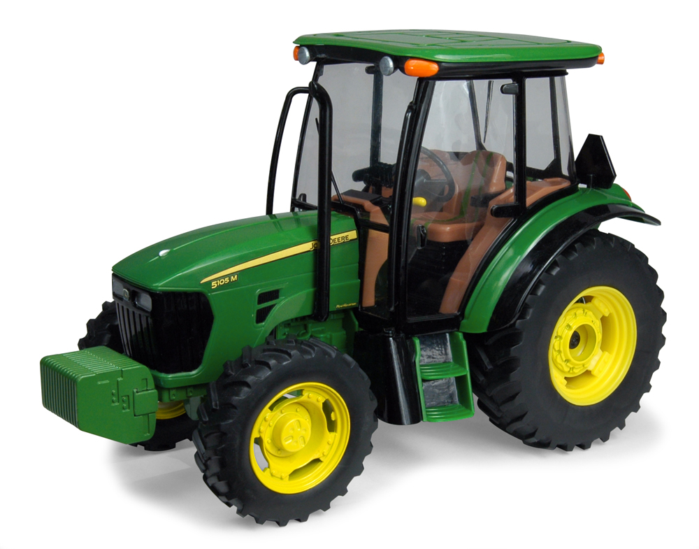 John Deere 1:16 Scale 5105M Prestige Die Cast Tractor by ERTL