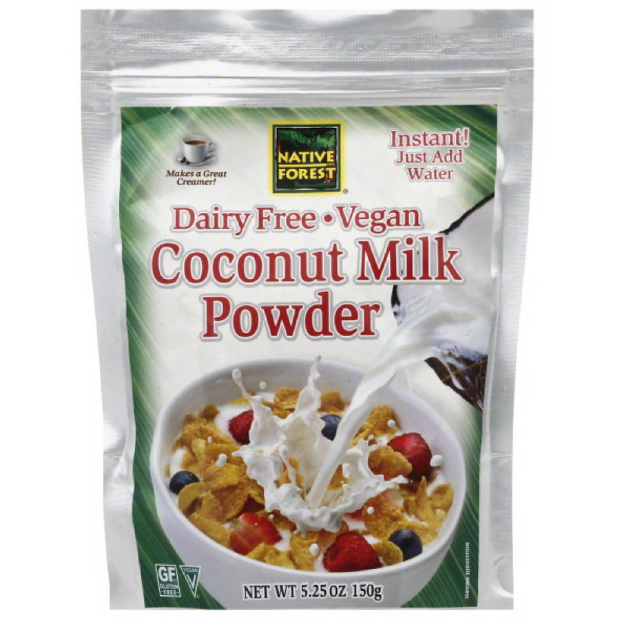 Native Forest Coconut Milk Powder, 5.25 oz, (Pack of 6)