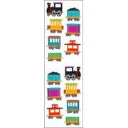Mrs. Grossman's Stickers-Chubby Trains