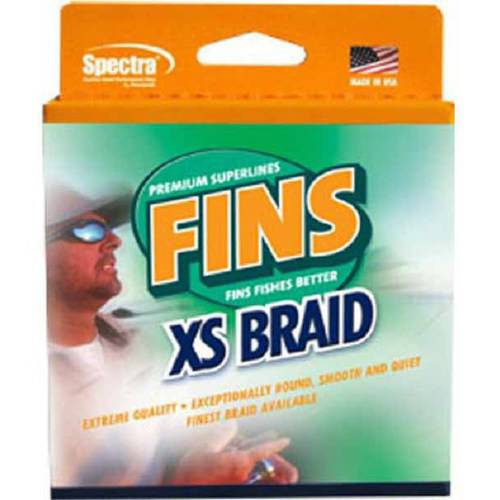"""Fins SpectraExtra Smooth Teal Blue 300 yds 60 lb Test 0.015"""" Diameter Fishing Line by Generic"""