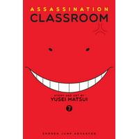 Assassination Classroom, Vol. 7