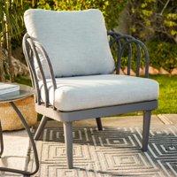 Belham Living Zari Outdoor Flower Chair