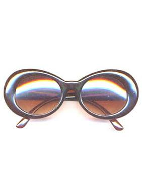 6566e3453d Product Image Kurt Cobain Brown Round Sunglasses. MyPartyShirt