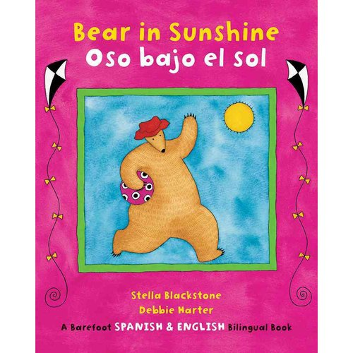 Bear in Sunshine / Oso bajo el sol