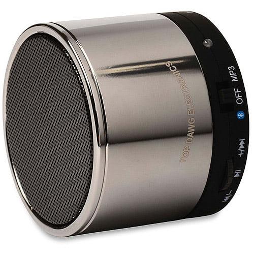Top Dawg TDMINIBSP02 Hi-Fi Mini Bluetooth Speaker