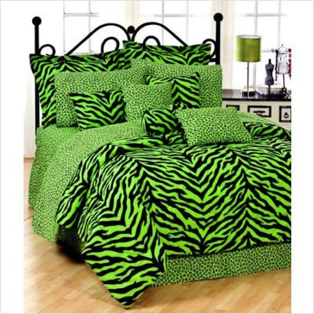 Karin Bedding Full Lime Product Picture