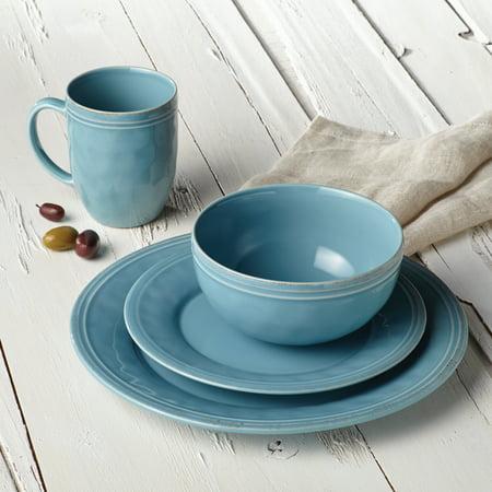 Rachael Ray Cucina Dinnerware 16 Piece Stoneware