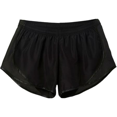 Soffe Juniors' Team Shorty Shorts Black S