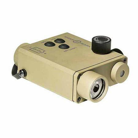 Sightmark LoPro Combo Green Laser/220 Lumen Flashlight, Dark