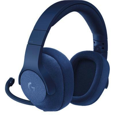 Logitech G433 7.1 Wired Gaming Headset with DTS Headphone - Blue
