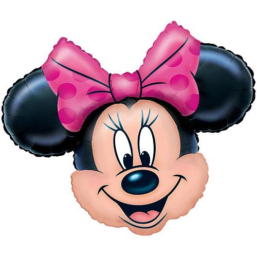 Disney Minnie Mouse Shaped Balloon, 26
