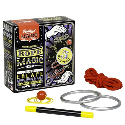 Ridley's House of Novelties: Rope Tricks Set