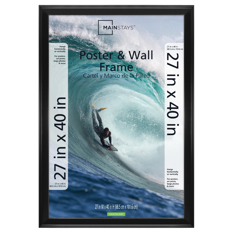 27x40 Poster Frame Walmart