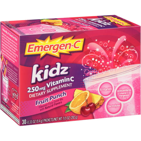 Emergen-C kidz (30 count fruit