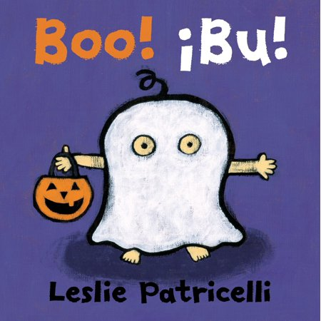 Boo Bu (Board Book)