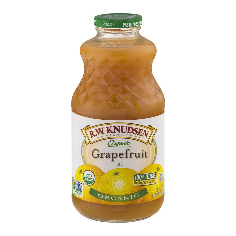 Knudsen & Sons, Inc. R.W. Knudsen Family Organic Juice Grapefruit, 32.0 FL OZ