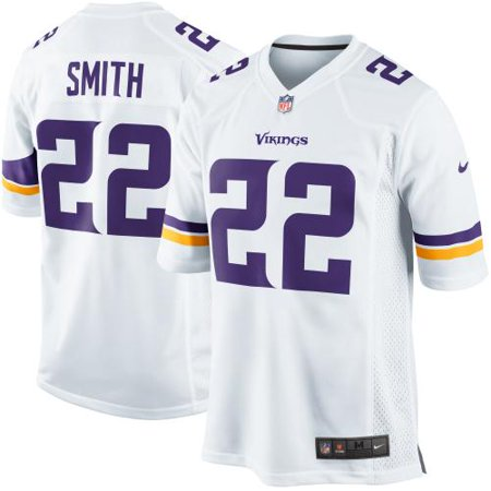 1f7dd61bca2 Harrison Smith Minnesota Vikings Nike Game Jersey - White - Walmart.com