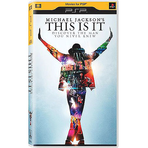 Michael Jackson's This Is It (UMD Video for PSP) (Anamorphic Widescreen)