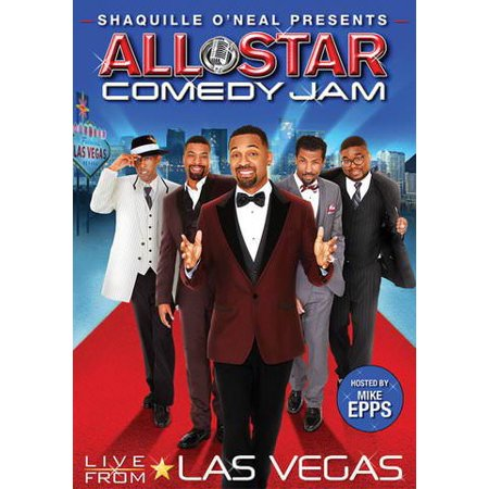 Shaquille O'Neal's All Star Comedy Jam - Live From Las Vegas (Vudu Digital Video on (Shaquille O Neal All Star Comedy Jam 2015)