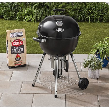 Expert Grill 22u0022 Superior Kettle Charcoal Grill