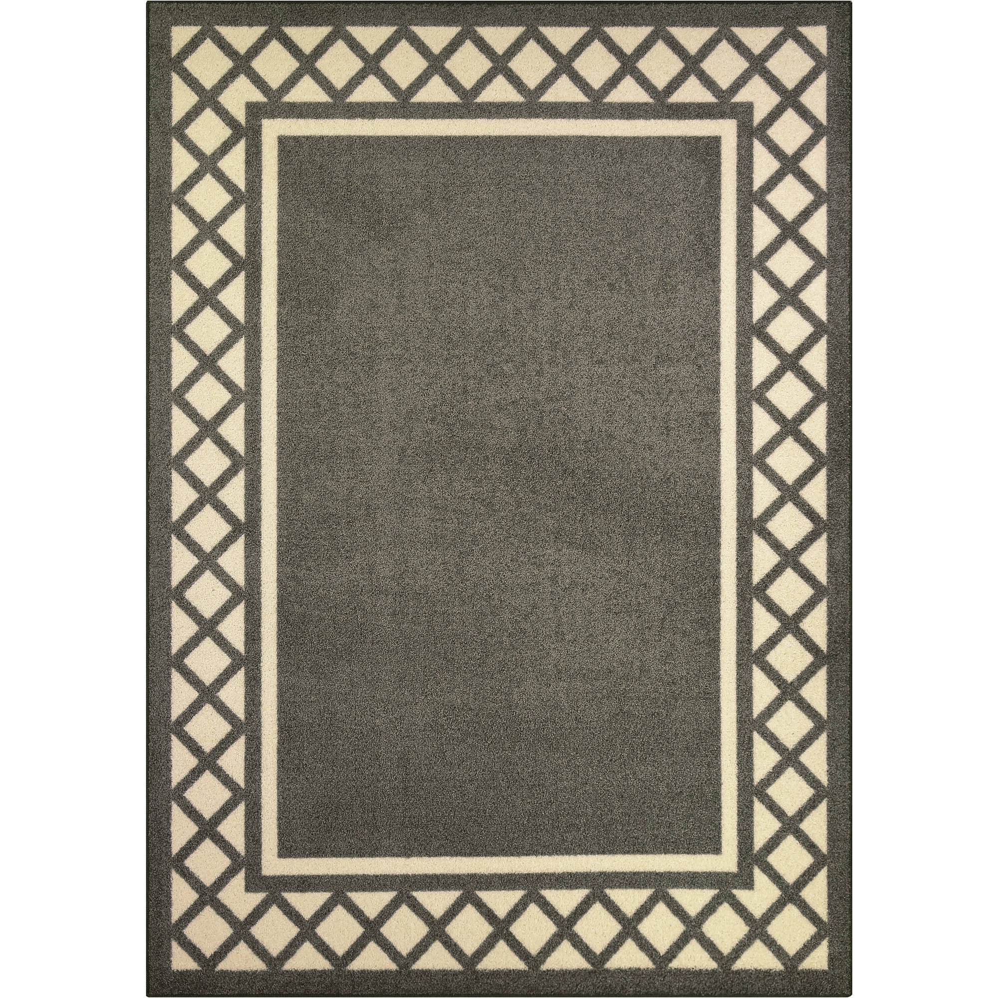 Mainstays Kids Print Border Area Rug