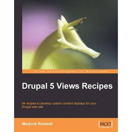 Drupal 5 Views Recipes - image 1 of 1