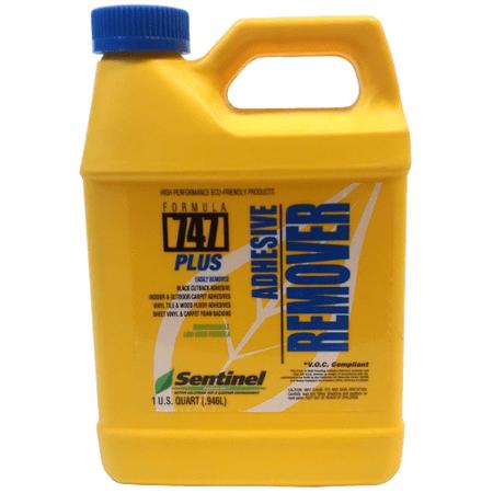 Sentinel 747 Plus Adhesive Remover 32oz Adhesive Remover 8 Oz Bottle