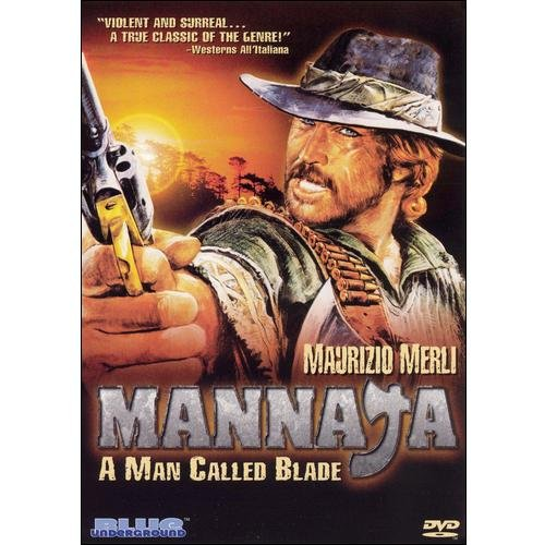Mannaja: A Man Called Blade (Widescreen)