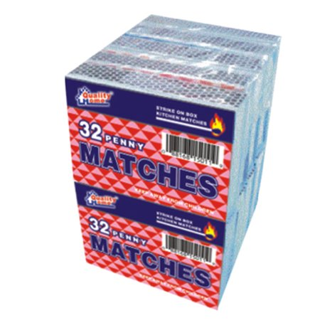 Matches 10 Pack   32 Ct