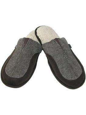 8d6a52c319f Mens Slippers Scuff - Walmart.com
