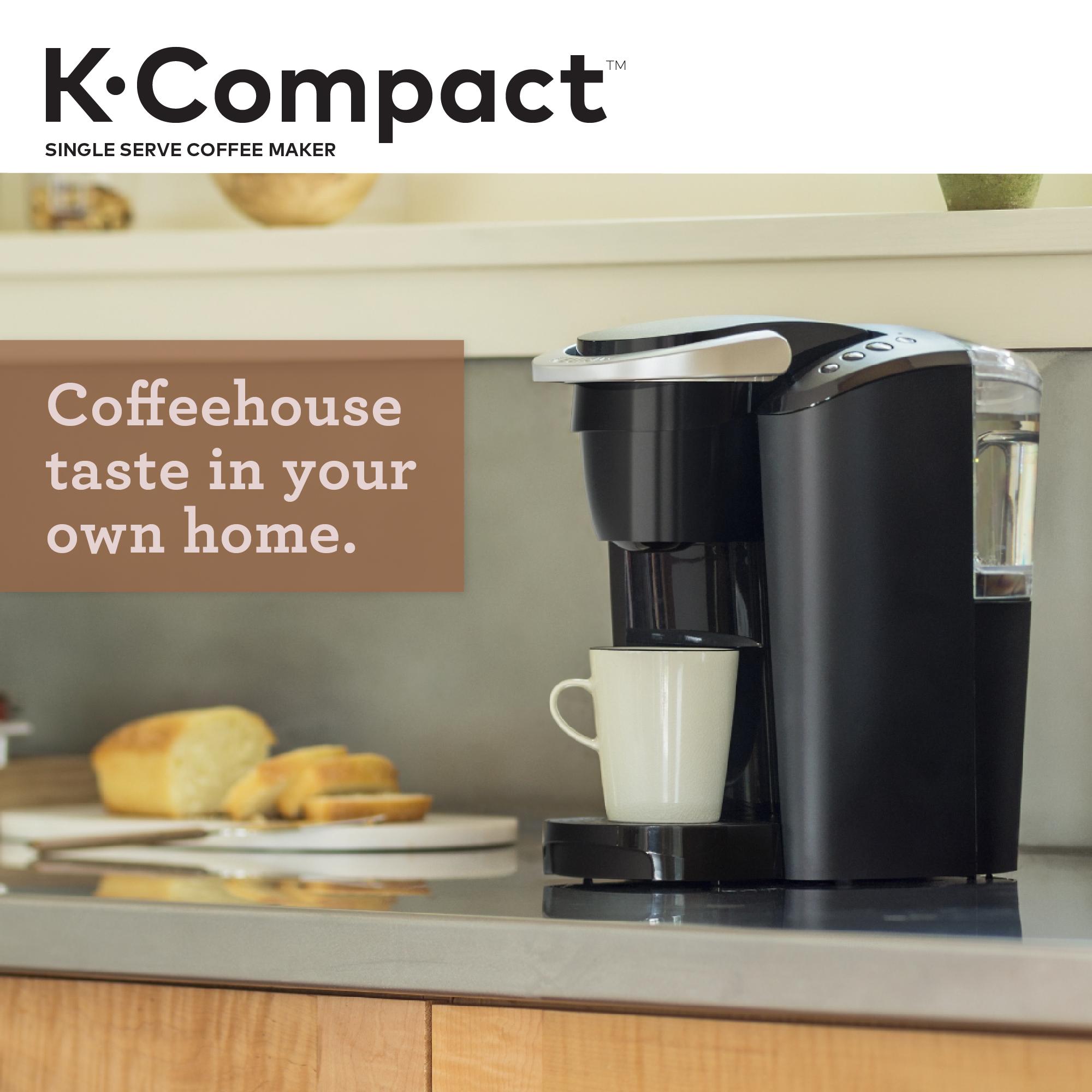 黑五特价:Keurig K-Compact 咖啡机 (原价)