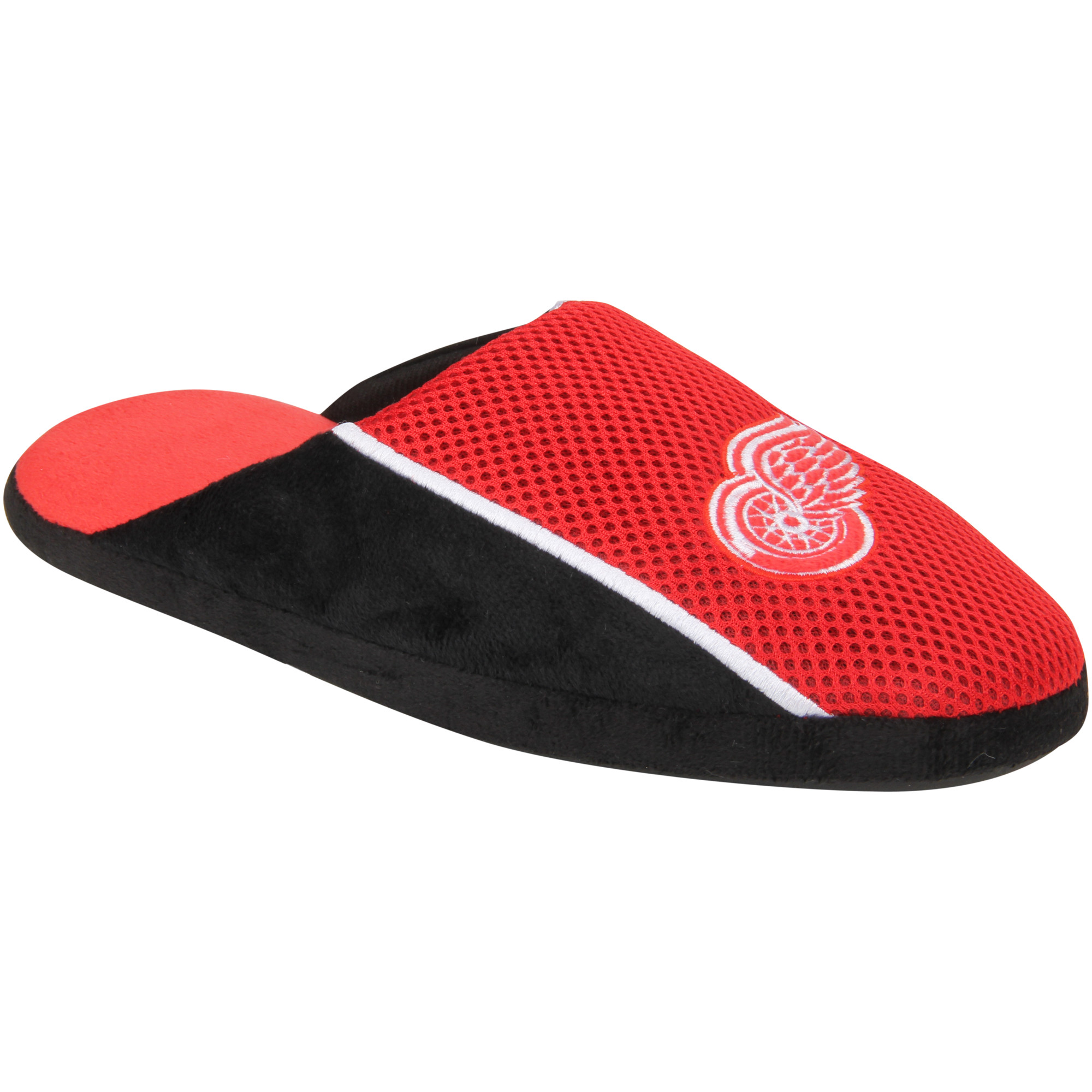 Detroit Red Wings Jersey Slide Slippers