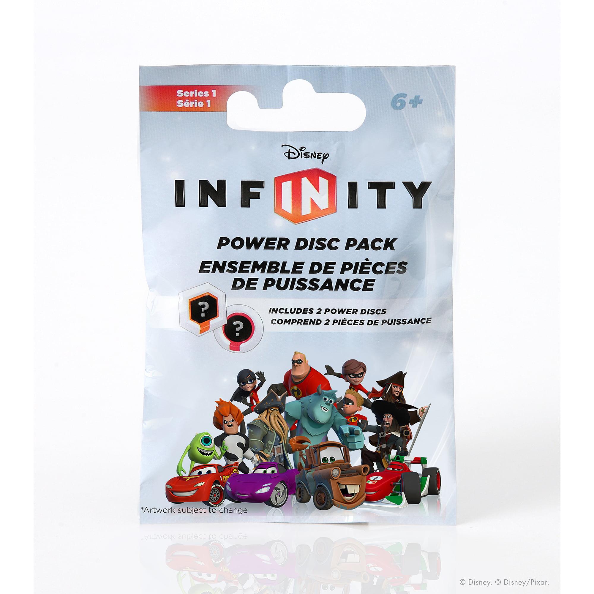 Disney Infinity Power Disc Pack (Universal) by Disney